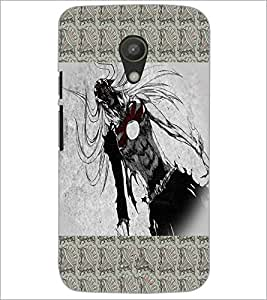 PrintDhaba Devil D-3016 Back Case Cover for MOTOROLA MOTO G2 (Multi-Coloured)