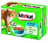 kitekat In Gelee Fisch-Box 1200g