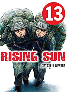 Rising Sun Edition simple Tome 13