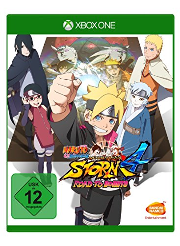 Naruto Shippuden Ultimate Ninja Storm 4: Road to Boruto - [Xbox One]
