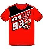 MotoGP Apparel Jacke Front Insert 93Kinder, Rot, Größe 2/3A