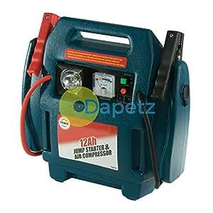 Dapetz® 12V 900A Heavy Duty câble démarreur Booster de batterie au plomb Start