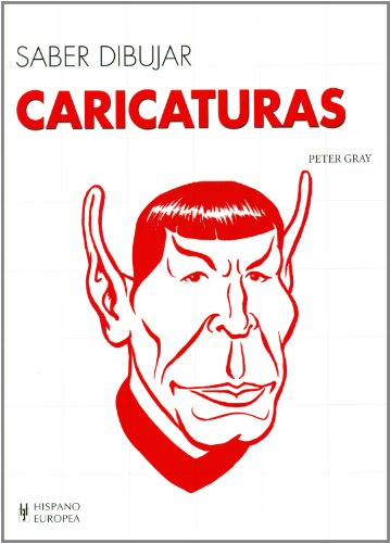 Saber dibujar caricaturas / Learn to draw cartoons