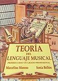BELLON y MORENO - Teoria del Lenguaje Musical 1º (Grado Profesional)