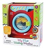 Playgo 3205 - Meine Waschmaschine für Kinder Spielküche mit Funktion