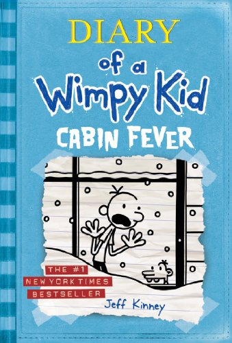 Cabin Fever (Diary of a Wimpy Kid, Book 6) por Jeff Kinney