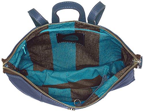 Gabs & Gabs Studio Luigia, Sac à main à bretelles pour port en sac à dos Blau (Bluette)