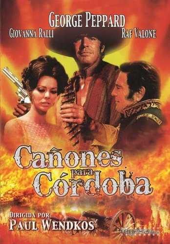 Cañones Para Córdoba (Cannon For Cordoba) Canon Marine