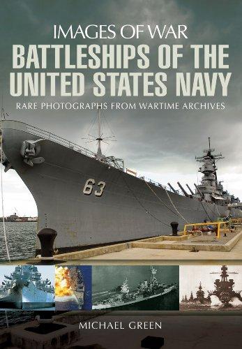 Battleships of the United States Navy (Images of War) (Model Paint Kit Militär)