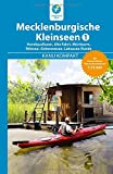 Kanu Kompakt Mecklenburgische Kleinseen 1: mit topografischen Wasserwanderkarten 1:75000