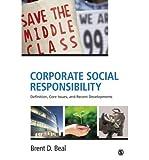 Telecharger Livres Corporate Social Responsibility Definition Core Issues and Recent Developments Author Brent D Beal Sep 2013 (PDF,EPUB,MOBI) gratuits en Francaise