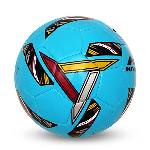 Nivia Revolvo Football Size -5 (Blue)  available at amazon for Rs.630
