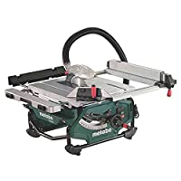 Metabo TS 216 Floor 240 V 216 mm Table Saw