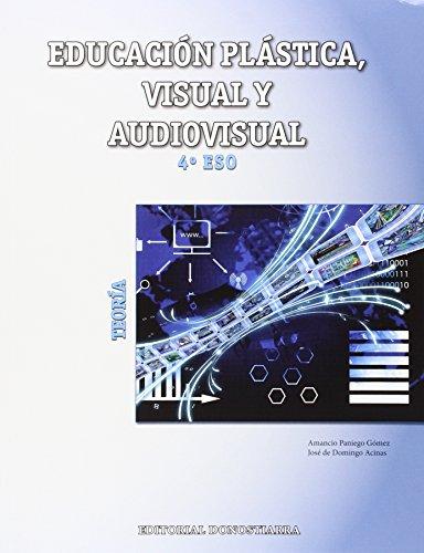 Educación Plástica, Visual y Audiovisual 4º ESO - Teoría - 9788470635373