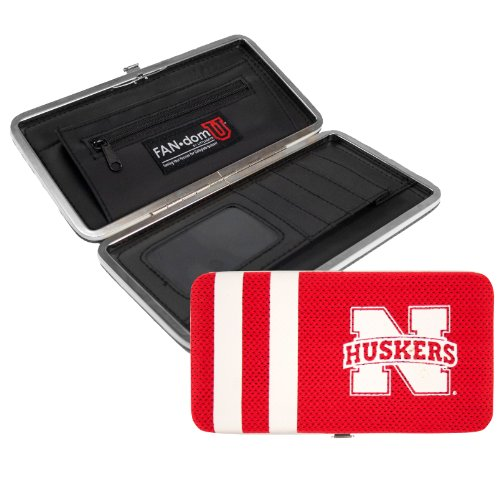 ncaa-nebraska-cornhuskers-shell-mesh-wallet