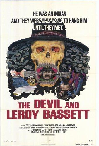 Bassett Plakat (The Devil and Leroy Bassett Plakat Movie Poster (11 x 17 Inches - 28cm x 44cm) (1974))