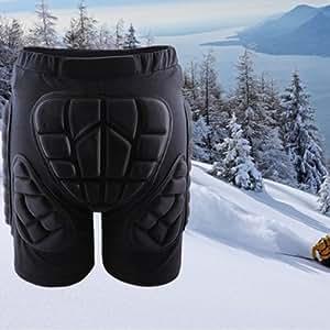 kind erwachsene protektoren hose short schutzhose mit hip. Black Bedroom Furniture Sets. Home Design Ideas