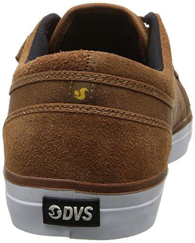 DVS Aversa, Chaussures de Skateboard homme Marron (Brown Ripstop)