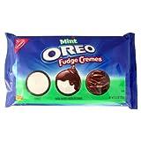 OREO Mint Fudge Creme 11.3 OZ (320g)
