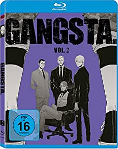 Gangsta - Blu-ray Vol. 2