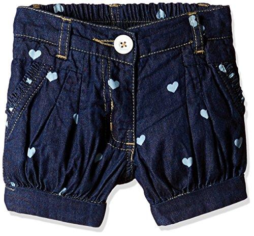612 League Baby Girls' Shorts (ILS00V730012D-9-12 months_Blue)