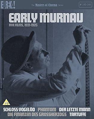Early Murnau - Five Films (2 Blu-Ray) [Edizione: Regno Unito] [Import italien]