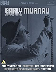 Early Murnau - Five Films (Schloß Vogelöd, Phantom, Der Letzte Mann, The Grand Duke's Finances, Tartuffe) (Masters of Cinema) (Blu-ray)