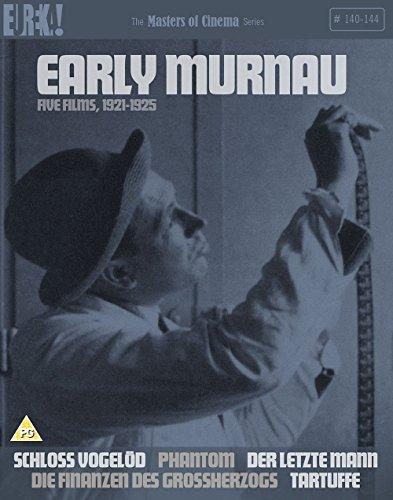 Bild von Early Murnau - Five Films (Schloß Vogelöd, Phantom, Der Letzte Mann, The Grand Duke's Finances, Tartuffe) (Masters of Cinema) (Blu-ray) [UK Import]