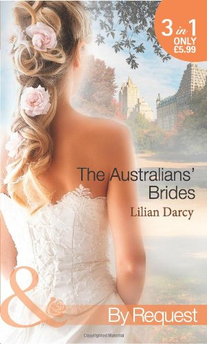 book cover of The Australians\' Brides