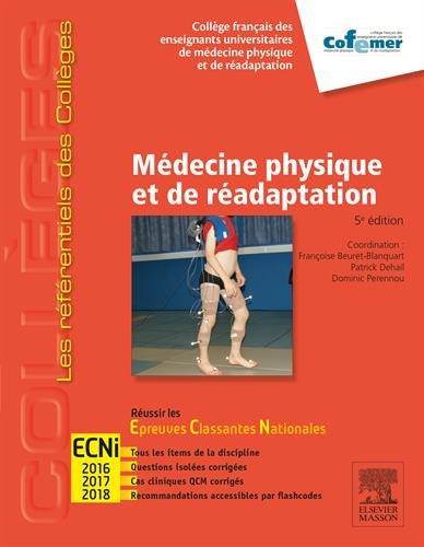MEDECINE PHYSIQUE & READAPTATION 5ED