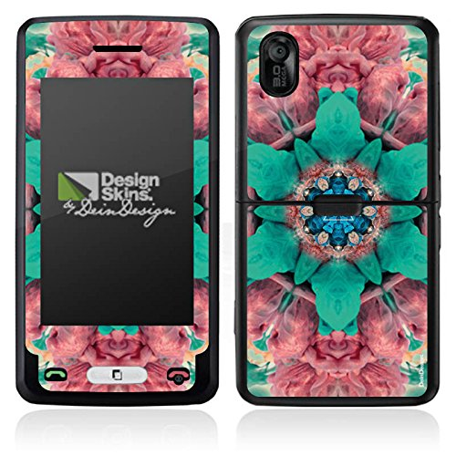 DeinDesign LG KP502 Cookie Case Skin Sticker aus Vinyl-Folie Aufkleber Batik 360 Grad Abstrakt Jello Cookies