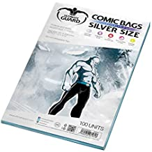 Ultimate Guard - Ultimate Guard pochettes comics refermables (Silver Size) (100)