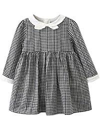 K-youth® ropa bebe niña invierno 2017 otoño recién nacido bebé vestidos ...