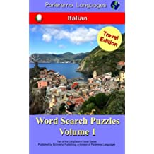 Parleremo Languages Word Search Puzzles: Travel Edition: 1