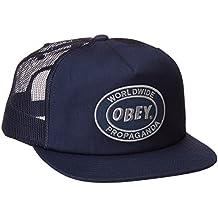 2cad104638255 Amazon.es  Gorras Obey - Azul