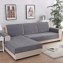 MSM Impermeable Funda para sofá Funda Cubre sofá, Anti-Que Patina Protector de Muebles