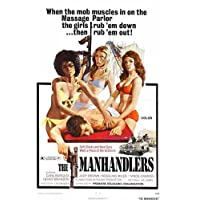 Manhandlers Poster 01 Photo A4 10x8 Poster Print