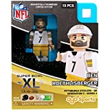 Ben Roethlisberger Nfl Oyo Pittsburgh Steelers S.B. Xl L.E. Of 2,015 Generation 3 Super Bowl 50 Series G3 Mini Figure