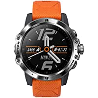 COROS VERTIX GPS Adventure Watch w/Oximeter, Titanium Alloy, Sapphire Glass, 24/7 Blood Oxygen Monitoring, Altitude Performance Index, Battery life of 45 days regular use or 60h full GPS tracking
