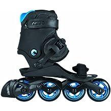 Doop Inline Skate 84 Woman - Patines en línea, color negro / azul, talla 43