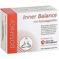 """INNER BALANCE mit Ashwagandha KSM-66 - Das """"Kraut"""" gegen den Stress* (60 Kapseln reicht bis zu 30 Tage) preisvergleich bei billige-tabletten.eu"""
