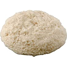 Makita 192629-7 - Boina de lana con velcro de 180 mm para lijadora-pulidora de disco