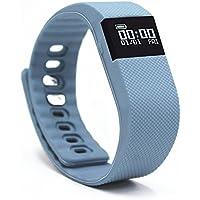 Fitness tracker, activité de Smart Watch Santé tracker Bluetooth Smart Bracelet sommeil moniteur de bracelet podomètre exercice pour Android 4.3iOS 7.0