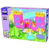 Plus-Plus - Mini pastel, castillo, 760 piezas (3744)