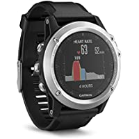 Garmin Fenix 3 Bluetooth Wrist GPS with Lifetime Map Updates