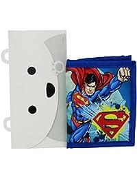 Dc Comics Superman Billetera Monedero Bolsillo