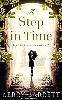 A Step In Time by [Barrett, Kerry]