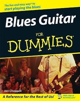 Blues Guitar For Dummies (English Edition) eBook: Jon Chappell ...