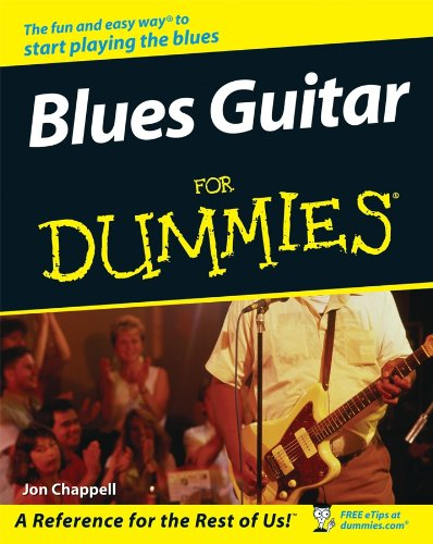 Blues Guitar For Dummies (For Dummies Series)