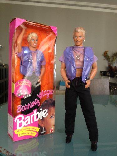 Earring Magic Ken 1992 (Barbie-world Sammlung Puppen)